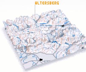 3d view of Altersberg
