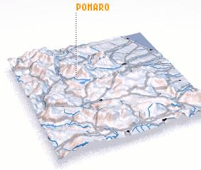 3d view of Pomaro