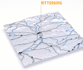 3d view of Mitterding