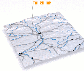 3d view of Fahrnham