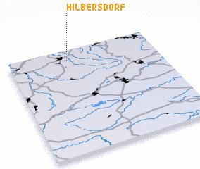 3d view of Hilbersdorf