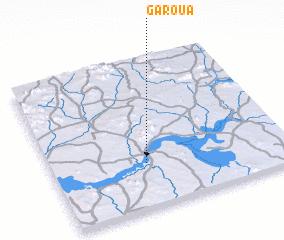 Garoua Cameroon map nonanet