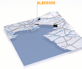 3d view of Alberone