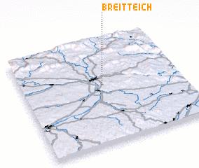 3d view of Breitteich