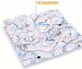 3d view of Techendorf