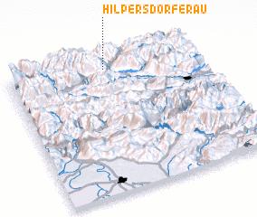 3d view of Hilpersdorferau