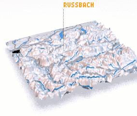 3d view of Russbach
