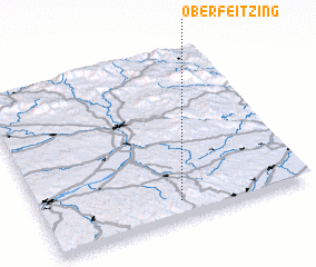3d view of Oberfeitzing