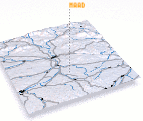 3d view of Maad