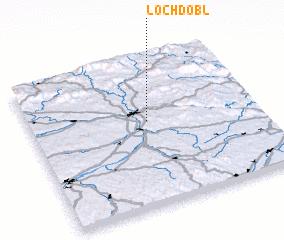 3d view of Lochdobl