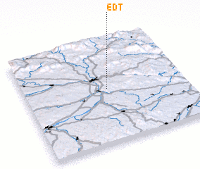 3d view of Edt
