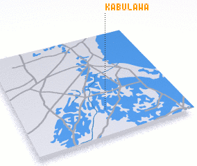 3d view of Kabulawa