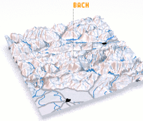 3d view of Bach