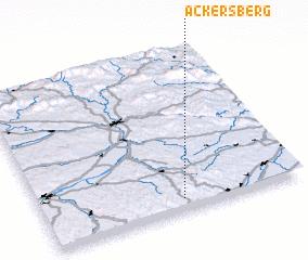 3d view of Ackersberg