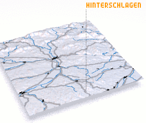 3d view of Hinterschlagen