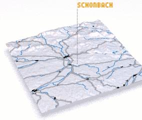 3d view of Schönbach