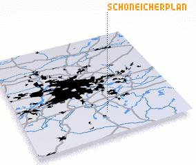 3d view of Schöneicher Plan