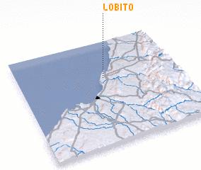 Lobito Angola map nonanet