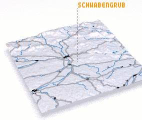 3d view of Schwabengrub