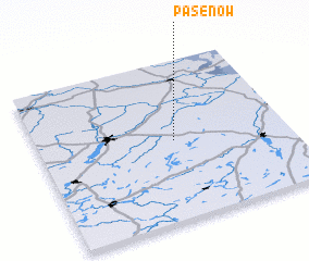 3d view of Pasenow