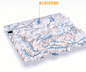 3d view of Alexenau