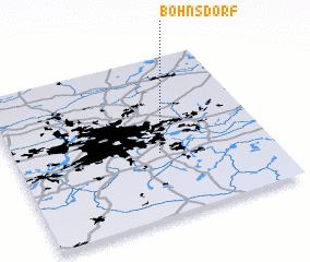 3d view of Bohnsdorf