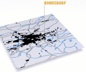 3d view of Bohnsdorf