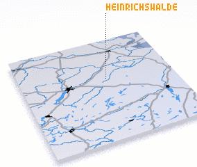 3d view of Heinrichswalde