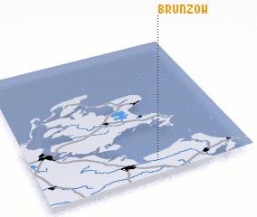 3d view of Brünzow