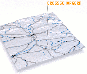 3d view of Grossschörgern