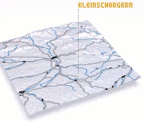 3d view of Kleinschörgern