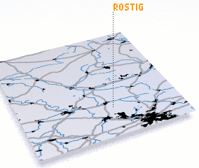 3d view of Rostig