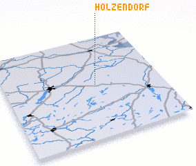3d view of Holzendorf