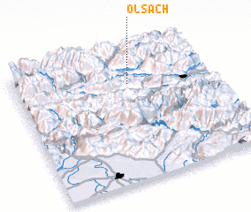 3d view of Olsach