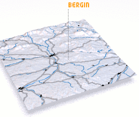 3d view of Bergin