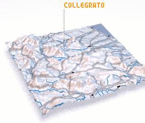 3d view of Collegrato