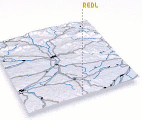 3d view of Redl