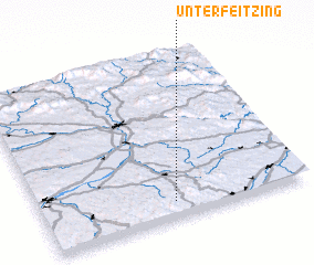 3d view of Unterfeitzing