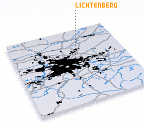 3d view of Lichtenberg