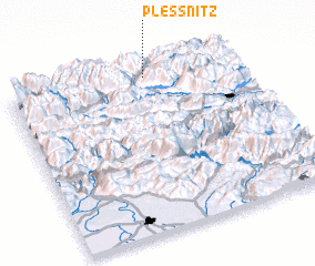 3d view of Plessnitz