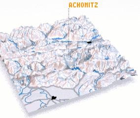3d view of Achomitz