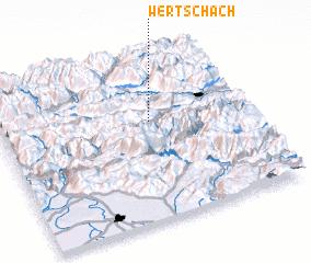 3d view of Wertschach