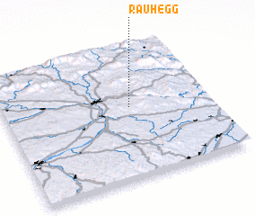 3d view of Rauhegg