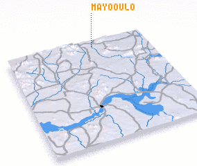 3d view of Mayo Oulo