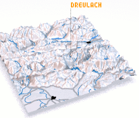 3d view of Dreulach