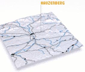 3d view of Hauzenberg