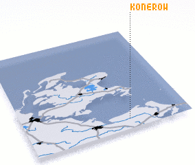 3d view of Konerow