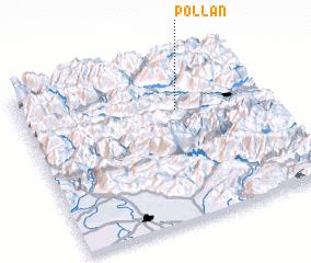 3d view of Pöllan