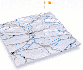 3d view of Hub
