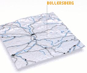3d view of Bollersberg